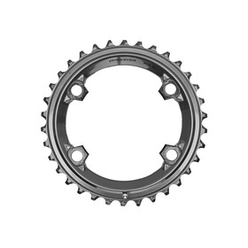 Shimano XTR FC-M9000/M9020 Chainring 2-speed 96 mm silver